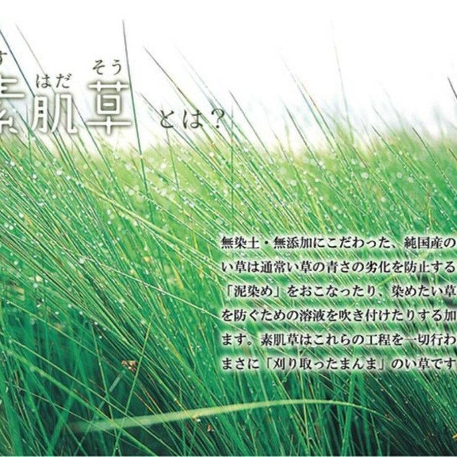 【日本製】日本製 嬰兒草蓆墊 抗菌防臭 無加工 無需清洗 -