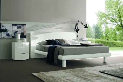 SMA Orion - Made in Italy Contemporary Bed