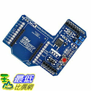 [106美國直購] SainSmart Xbee Shield Module for Arduino UNO MEGA Nano DUE Duemilanove