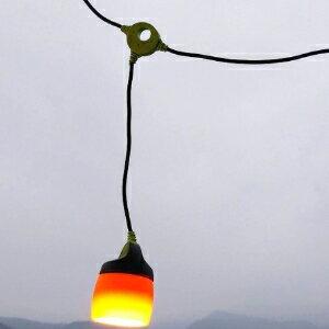 美麗大街【106102419】露營帳篷USB便攜充電可串聯吊燈掛燈(黃光)