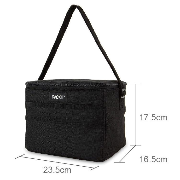 (2020) 美國 PACKiT 冰酷 方型便利冷藏肩背包 (忘憂森林) 7L 保冷袋 保冰袋 母乳袋 野餐袋 午餐袋 7