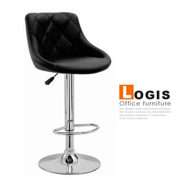 促銷*邏爵*~LOG-172香雅索吧台椅高腳椅皮椅酒吧餐廳接待所設計師*單入*(三色)