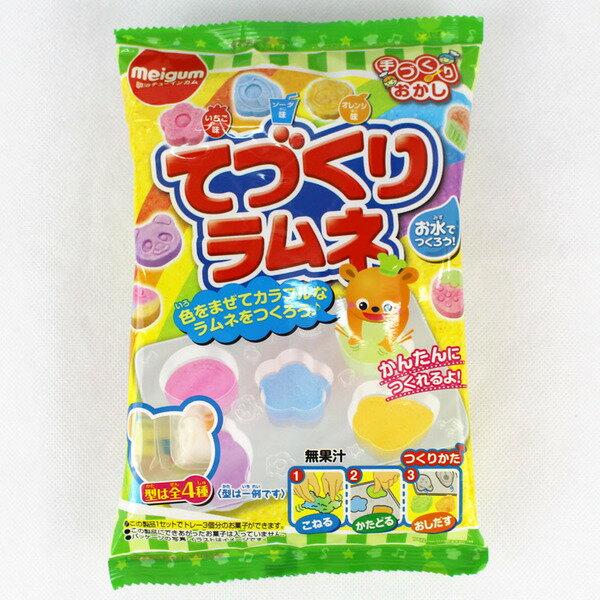 有樂町進口食品 日本進口 明治DIY食玩水果軟糖 4902744031950 - 限時優惠好康折扣