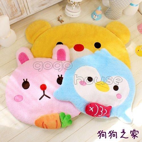 ☆狗狗之家☆Petstyle 小萌物造型 寵物墊子 窩 床 附玩具 小尺寸