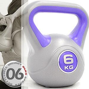 KettleBell運動6公斤壺鈴(13.2磅)6KG壺鈴.拉環啞鈴搖擺鈴.舉重量訓練.重力健身器材.推薦哪裡買C171-1806
