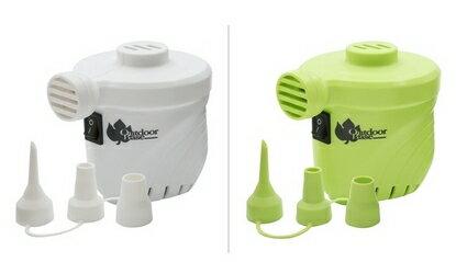 日野戶外~【Outdoorbase】颶風充氣馬達 充氣床馬達 充氣床 露營  泳池 可充氣及洩氣 幫浦  打氣機