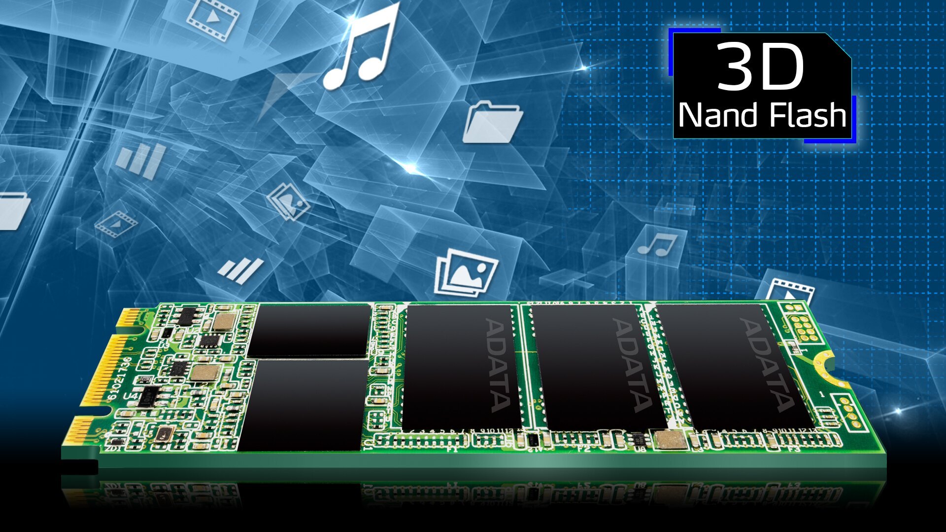 ADATA Ultimate SU800 M.2 3D NAND 1TB SSD (ASU800NS38-1TT-C) 3