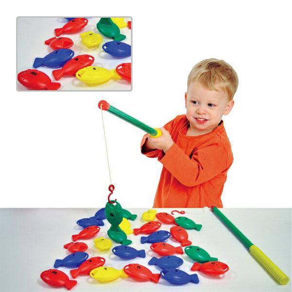 【華森葳兒童教玩具】感覺統合系列-字母釣魚樂 N9-EA-42