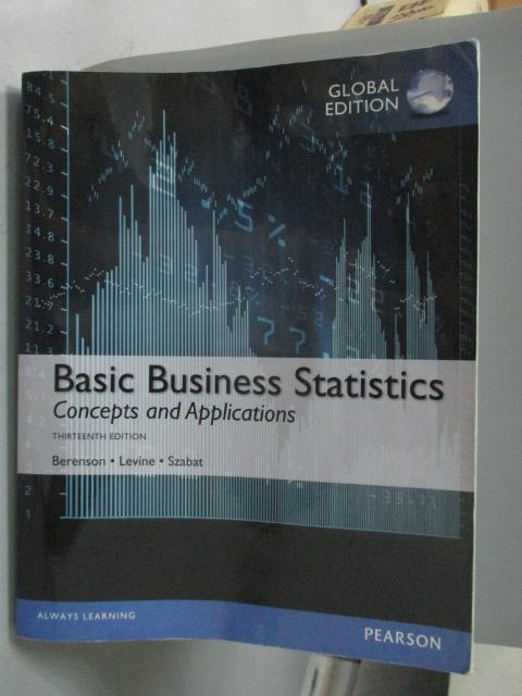 ~書寶 書T1/大學商學_ZKM~Basic Business Statistics:Co
