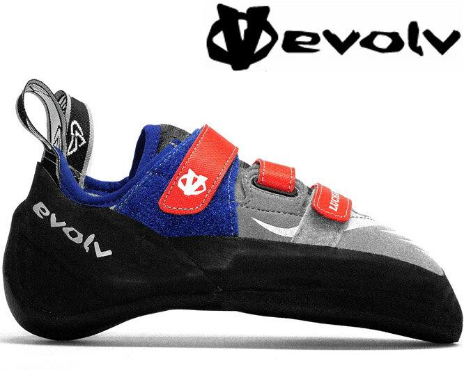 Evolv Luchador SC 攀岩鞋/抱石 Chris Sharma系列