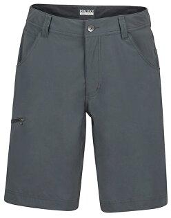 【Marmot土撥鼠美國】ArchRock短褲運動褲休閒褲抗UV男款石灰色/52390