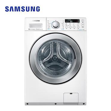 【靜態陳列出清】SAMSUNG 三星 WD14F5K5ASW 14KG 雙效威力淨滾筒洗衣機 原廠公司貨 0