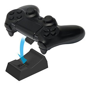 [刷卡價] 預購6/30 HORI PS4-056 手把充電底座 黑色