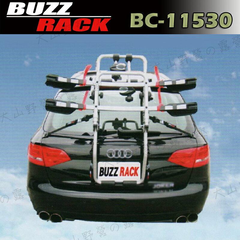 【露營趣】新店桃園 BUZZ RACK BC-11530 通用型平台式攜車架 後背式攜車架 腳踏車架 單車架 自行車支架 YAKIMA 都樂 Travel life 可參考