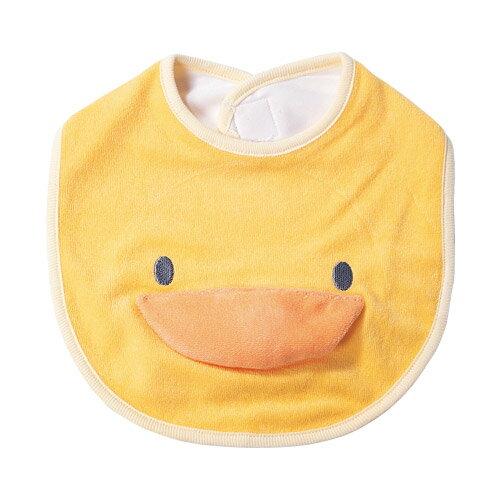 【奇買親子購物網】黃色小鴨 PiYO PiYO 啾啾造型圍兜