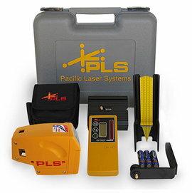 美國PLS5 大全配 自動整平雷射墨線儀/點式垂直雷射