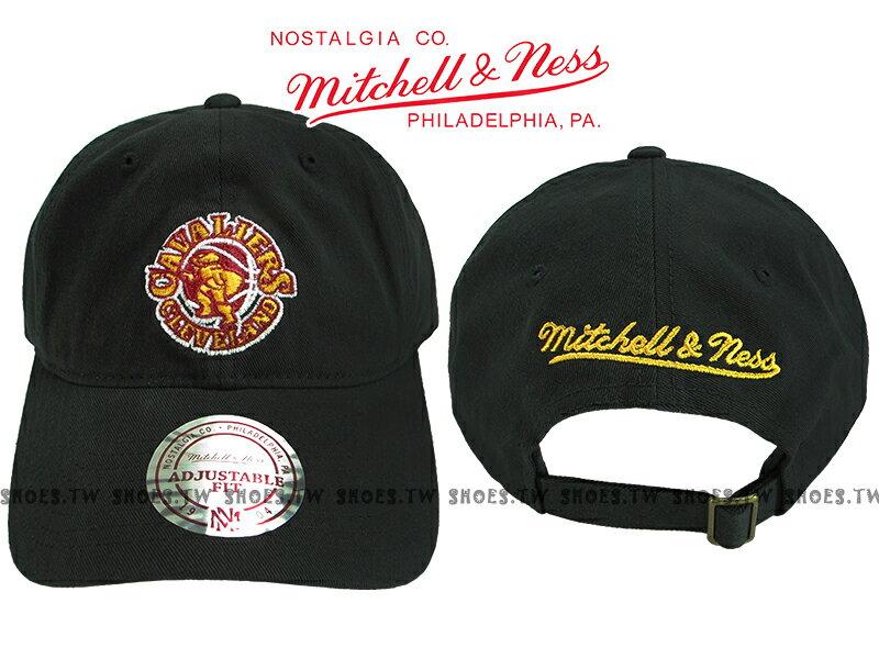 《下殺6折》Shoestw【5056036186893】Mitchell&Ness 老帽 NBA 騎士隊 黑色 Cavaliers 0