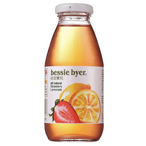 貝思寶兒 草莓檸檬汁300ml【愛買】