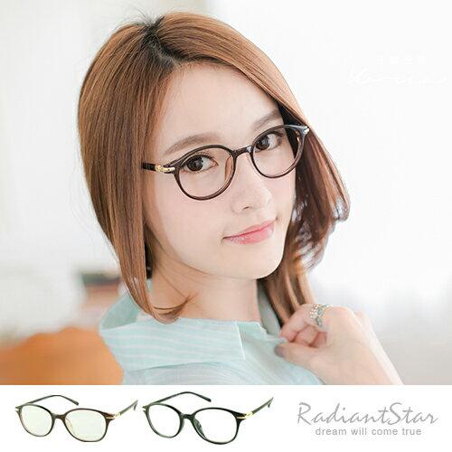 步步驚情劉詩詩激似款平光眼鏡 可配鏡眼鏡【G9217】璀璨之星☆