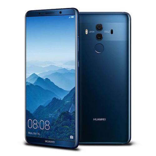 HuaweiMate10Pro6吋智慧型手機2選1色(色號:摩卡金寶藍)加贈黑人專業護齦抗敏感牙膏120g
