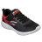 Shoestw【97867LBKRD】SKECHERS GO RUN 600 中童鞋 運動鞋 慢跑鞋 黑紅灰 黏帶 1