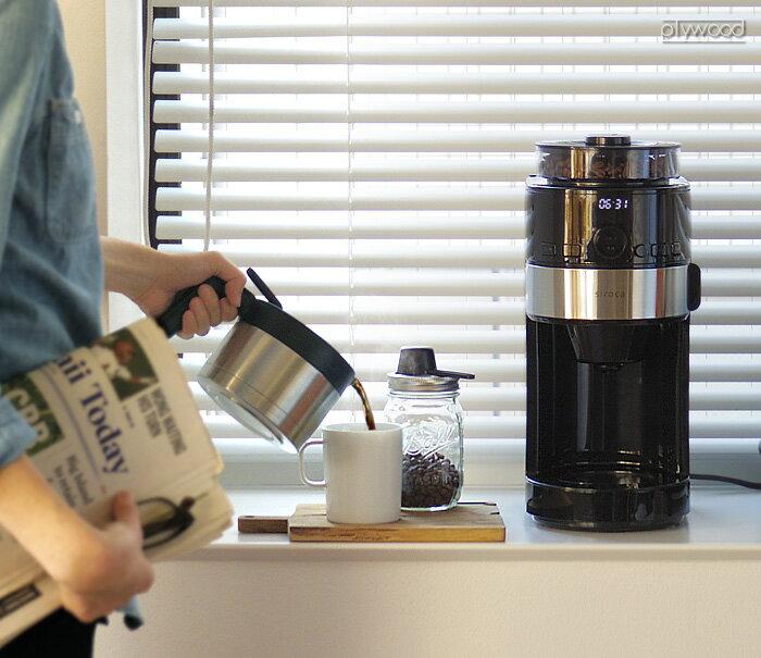 日本siroca 全自動研磨保溫咖啡機 / SC-C122。日本必買 日本樂天代購(26784*5.9)。件件免運 5