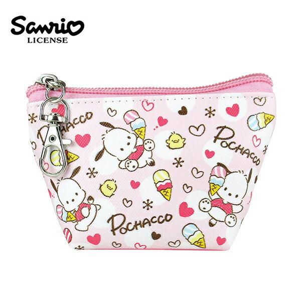 【日本正版】帕恰狗船型零錢包收納包小物收納POCHACCO三麗鷗Sanrio-078059