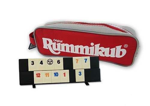含稅附發票沙漏 拉密袋裝標準版(小) Rummikub Mini Pouch 方舟風雲會益智桌遊 實體店正版