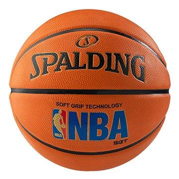 【登瑞體育】SPALDING SGT 深溝柔軟膠籃球 SPA83192