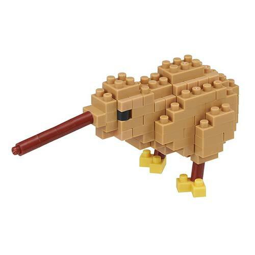 《NanoBlock迷你積木》BC-249奇威鳥