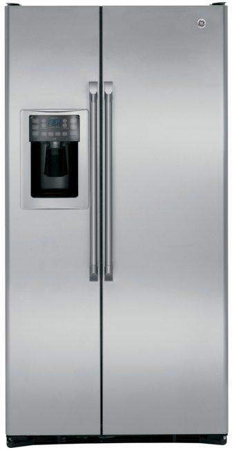 GE 美國奇異 GE 奇異家電 702L 薄型對開門冰箱 CZS25TSSS 另售UA75MU6100/UA75MU7000