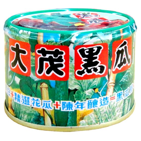 大茂 黑瓜 易開罐 170g (3入)/組【康鄰超市】
