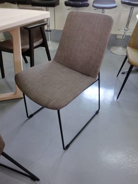 ~Chair Empire~ 北歐風格餐椅 無扶手餐椅 麻布餐椅 鐵條餐椅 電腦椅 復刻版