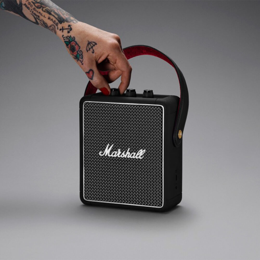 Marshall Stockwell II Bluetooth 藍牙喇叭