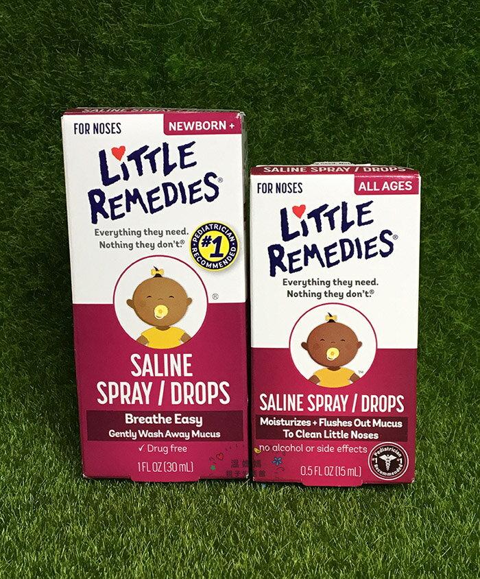《★美國Little Remedies》 嬰幼兒滴鼻劑 育嬰必備 美國代購 平行輸入 溫媽媽
