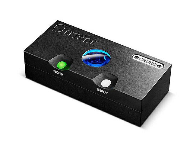 【台南鴻運】英國 CHORD QUTEST DAC 數位類比轉換 同Hugo2 解碼與濾波技術