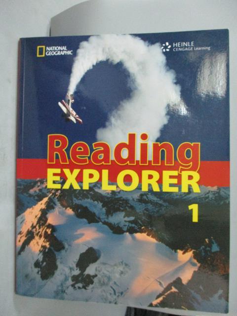 ~書寶 書T1/語言學習_YCJ~Reading Explorer 1: Explore