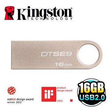 ~新風尚潮流~金士頓 16G 16GB DTSE9 DTSE9H 2.0 隨身碟 DTSE