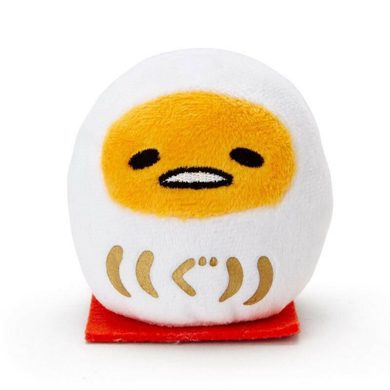 【真愛日本】17120500036 新年干支緣起-GU福神ABN 三麗鷗 蛋黃哥 收藏 絨毛布偶 娃娃 新年限定