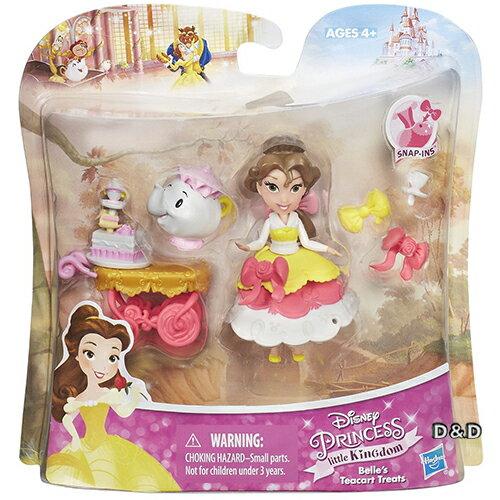 ~ Disney 迪士尼 ~迷你公主及 遊戲組 ~ 貝兒