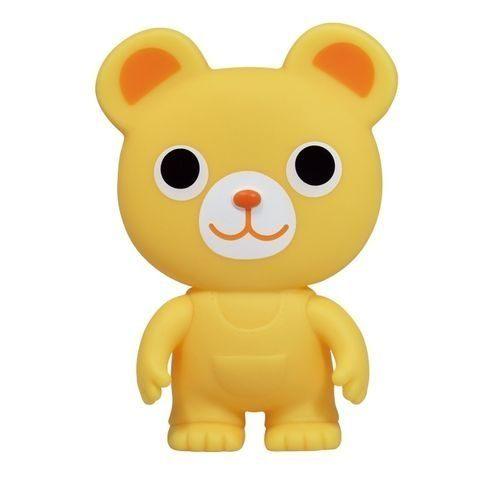 『121婦嬰用品館』樂雅 軟膠玩具 - 小熊 0
