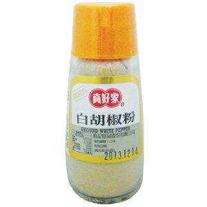 真好家 白胡椒粉 30g