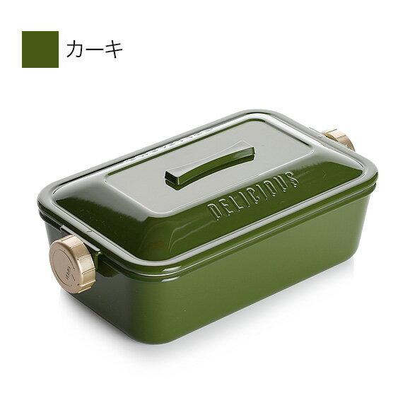 日本製CHEERSFES  /  時尚電烤盤造型便當盒 600ml  /  可微波 / sab-2620  /  日本必買 日本樂天直送(3070) 8
