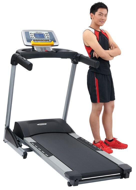 【愛跑 iPOWER】家用豪華版電動跑步機(純粹白/鏡面黑)兩色可選