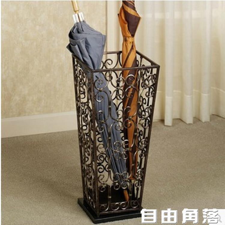 拉奧孔 家用雨傘架 雨傘收納桶 鐵藝雨傘收納酒店大堂創意雨傘桶