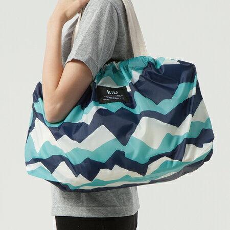 日本帶回【W.P.C】KiU rain bag cover 時尚包包雨衣/防潑水束口袋/晴雨2用包【 快樂熊雜貨舖】