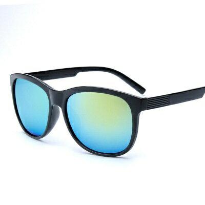 ☆太陽眼鏡偏光墨鏡-精緻質感搭方框設計男女眼鏡配件5色73en112【獨家進口】【米蘭精品】