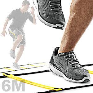 QUICK LADDER靈敏步伐梯6M敏捷梯(跳格步梯速度梯繩梯能量梯.田徑跑步足球訓練梯子.運動健身器材.推薦哪裡買PTT)C109-51216