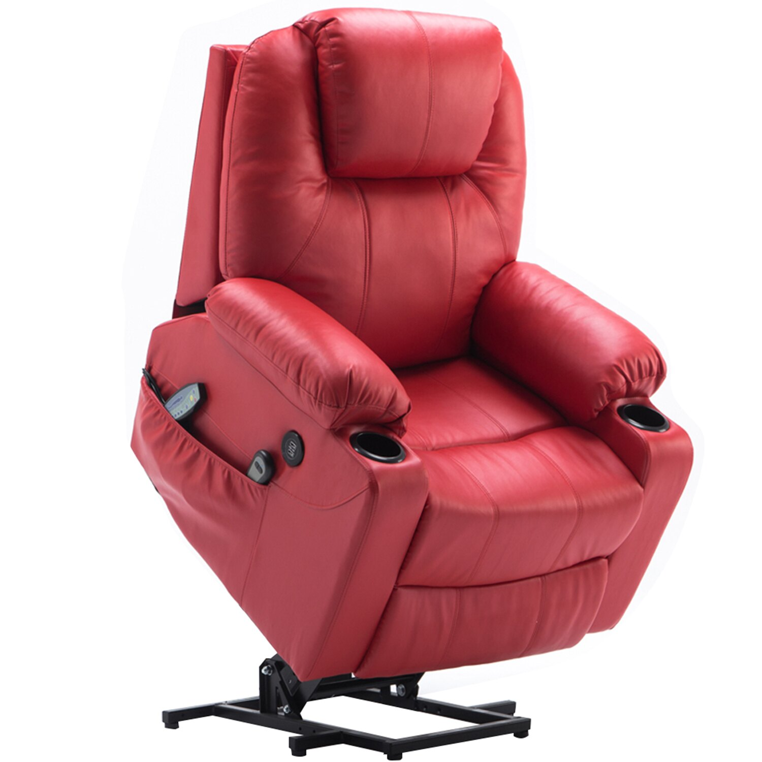 Electric Power Lift Chair Massage Sofa Recliner