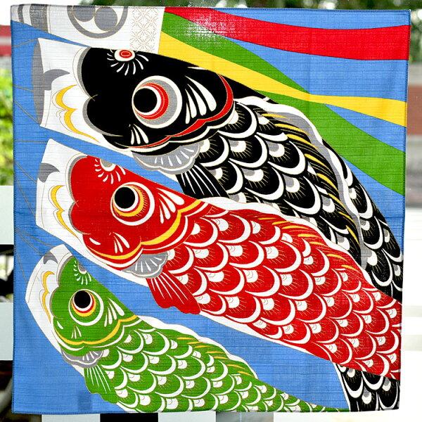 鯉魚旗屏風日式輕鬆改變居家風格裝飾日本製